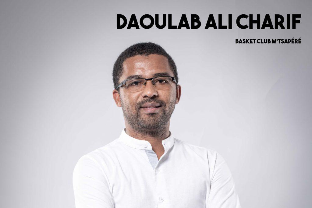 Daoulab Ali Charif, Basket Club M'tsapéré