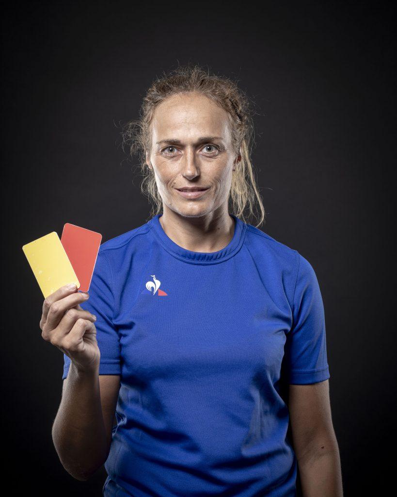 Karine Madeleine, Comité Territorial Rugby Mayotte