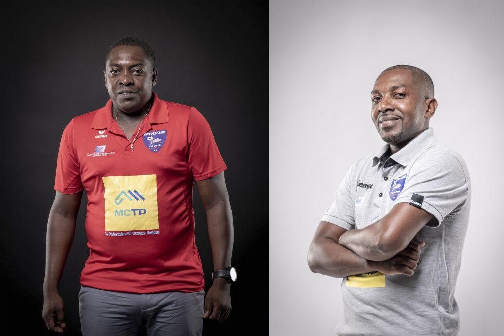 Ibrahim Soumaila et Nassime Soumaila, Puedza Club Bouéni (dames)