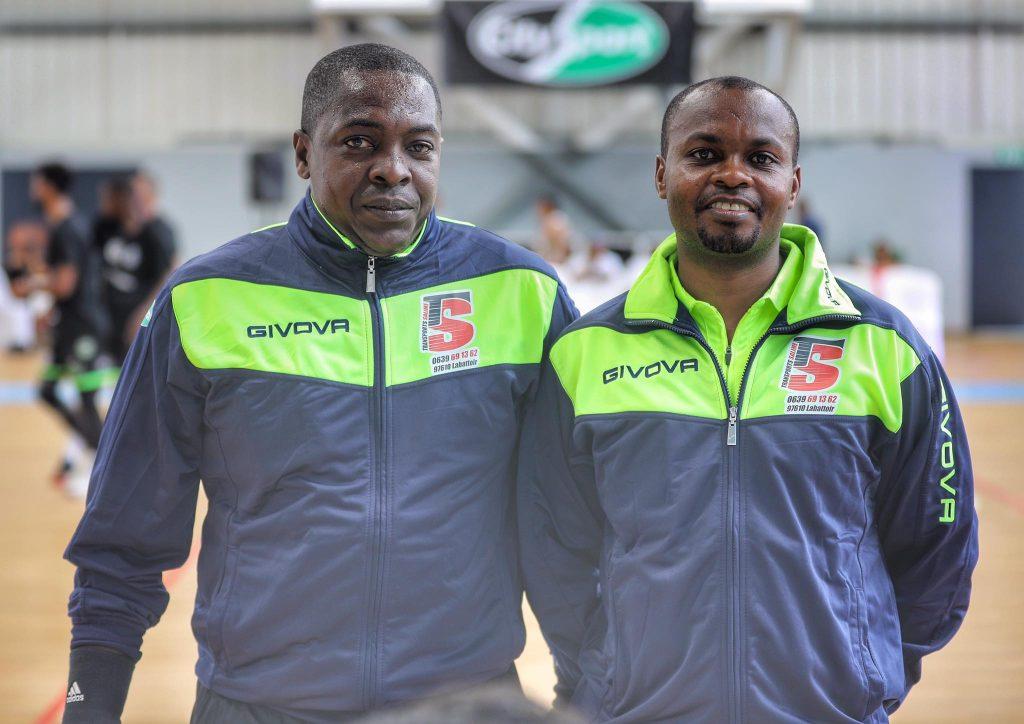 Nassime Soumaïla et Andhuime Attoumani, Ligue Régionale Handball Mayotte