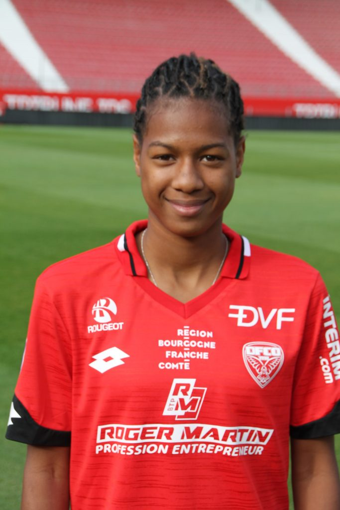 Sanéra Ahamadi, Dijon Football Côte d'Or