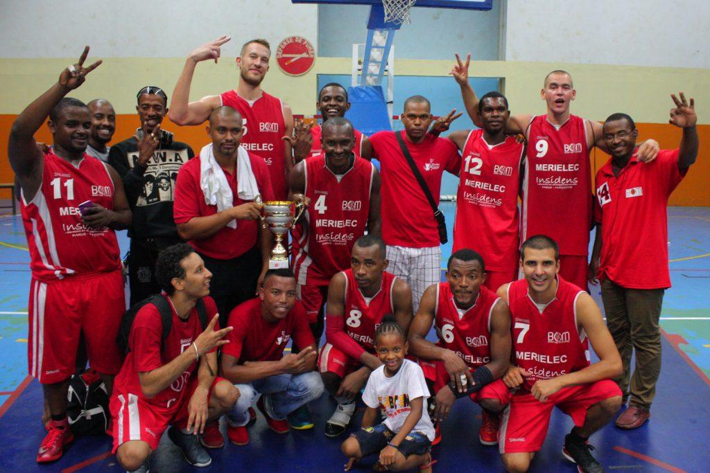 Basket Club M'tsapéré