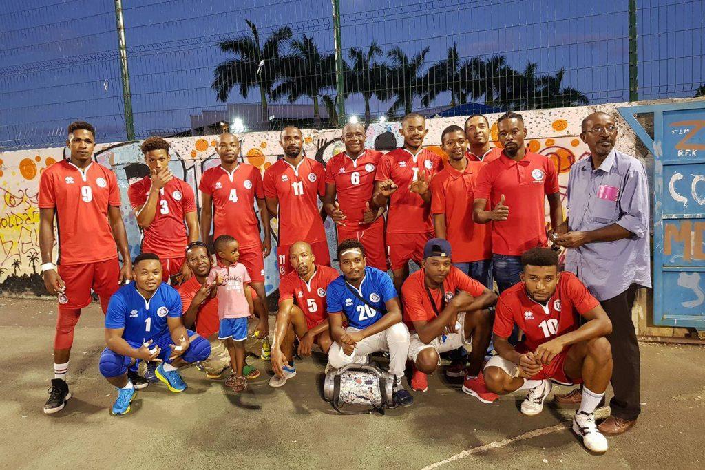 Volley Club M'tsapéré