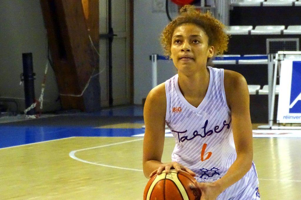 Camille Tanne, Tarbes Gespé Bigorre (basket-ball)