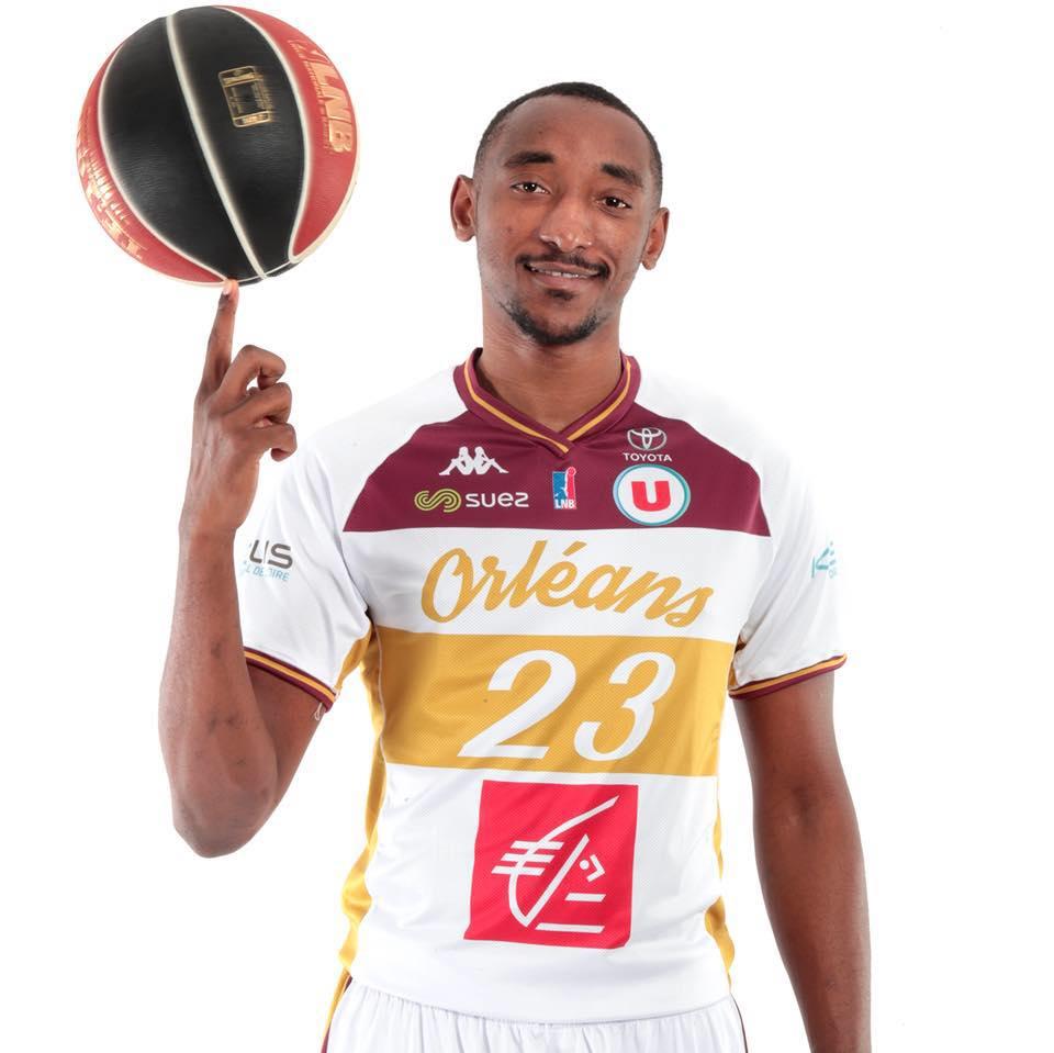 Kadri Moendadzé, Orléans Loiret Basket