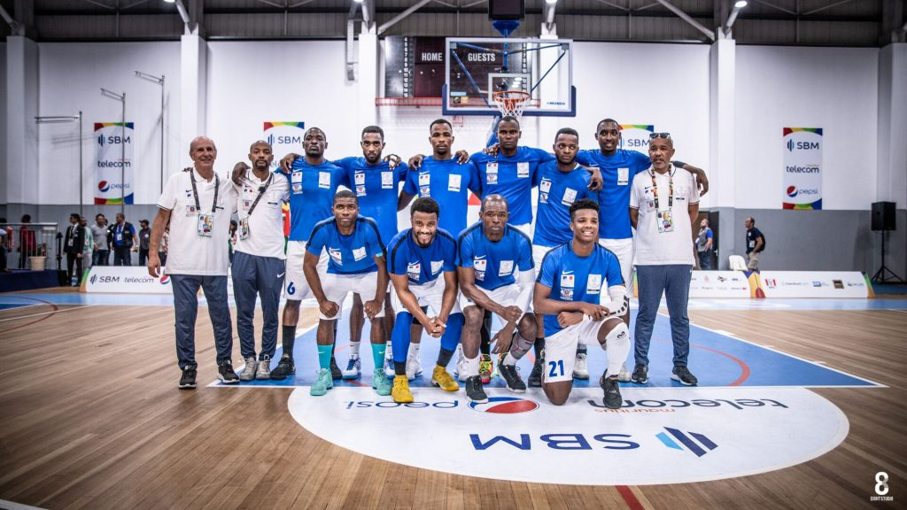 Sélection de Mayotte de basket-ball